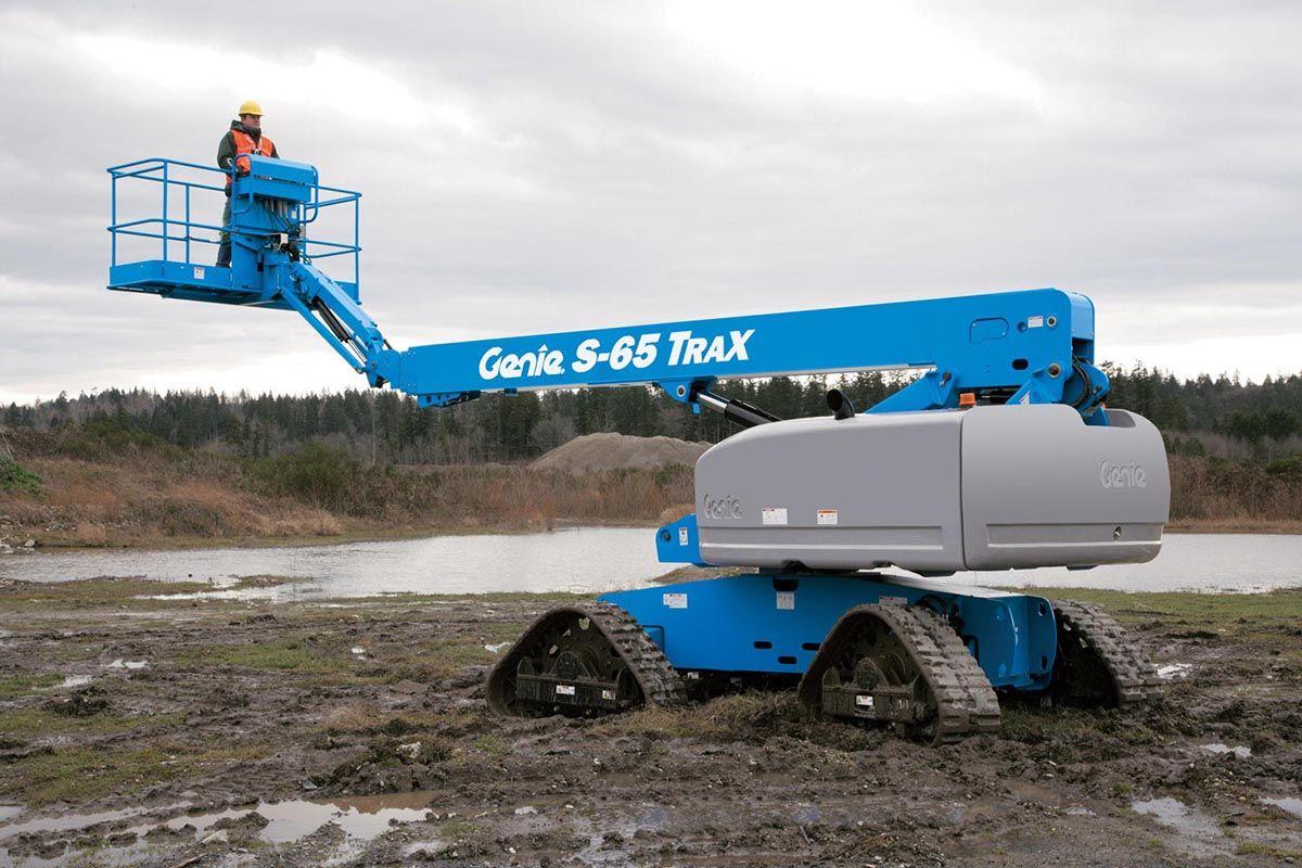 Staplerwelt GmbH - S-60 Trax und S-65 Trax 3