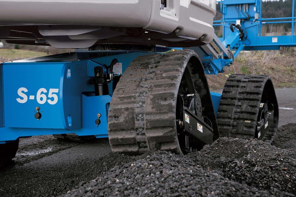 Staplerwelt GmbH - S-60 Trax und S-65 Trax 2