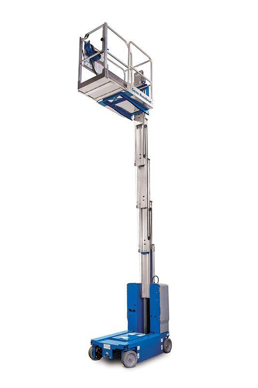 Staplerwelt GmbH - Genie GR-12