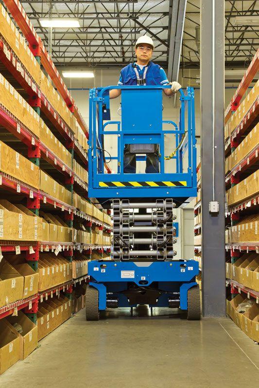Staplerwelt GmbH - GS-4047 E-Drive 3