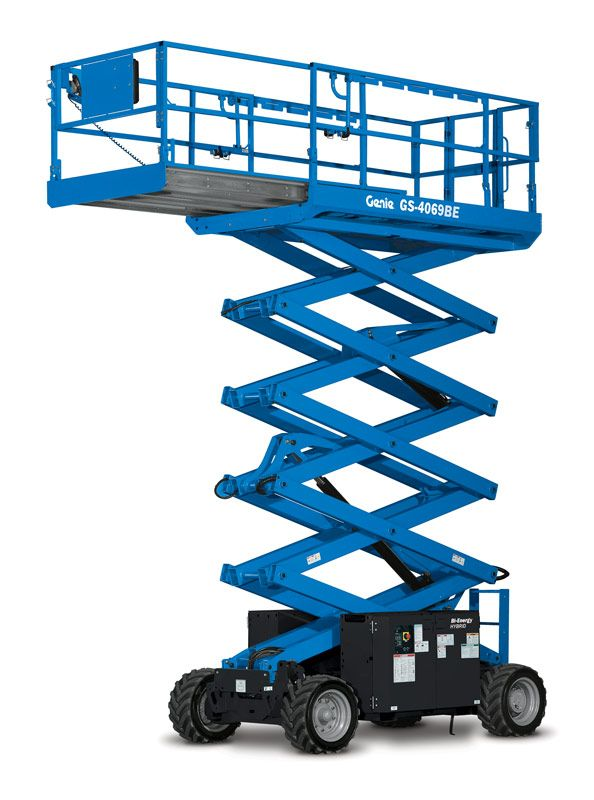 Staplerwelt GmbH - Genie GS-3369 BE E-Drive