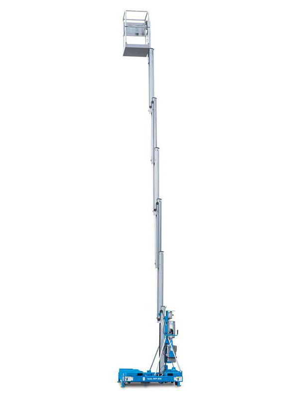 Staplerwelt GmbH - Genie IWP-30S