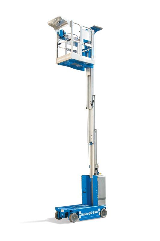 Staplerwelt GmbH - Genie QS-20