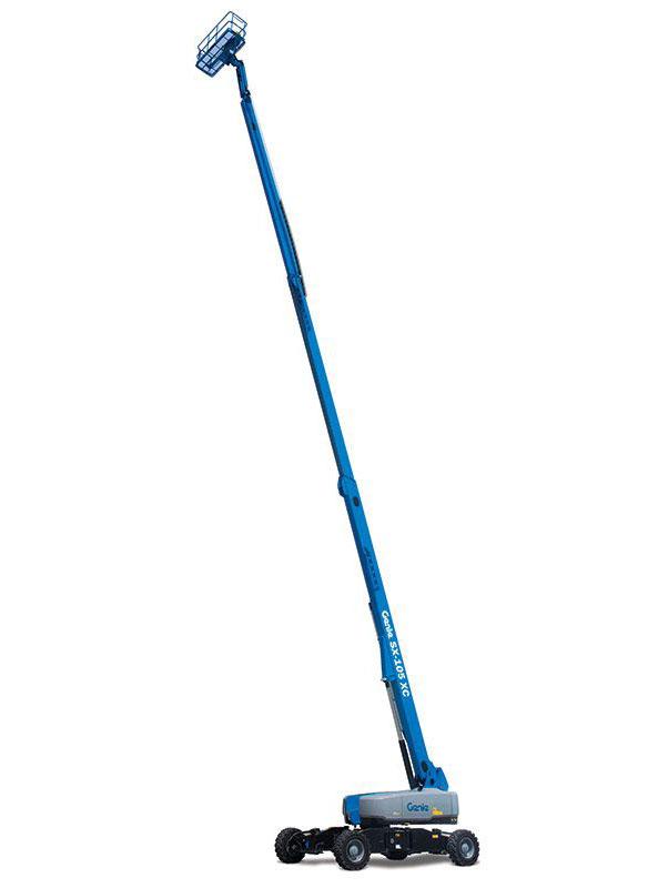 Staplerwelt GmbH - Genie SX-105 XC