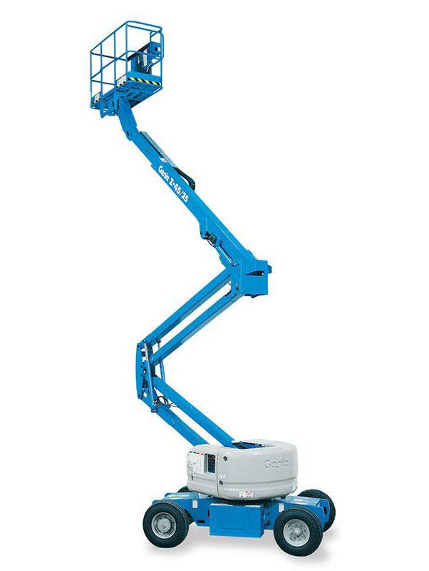Staplerwelt GmbH - Genie Z-45 XC